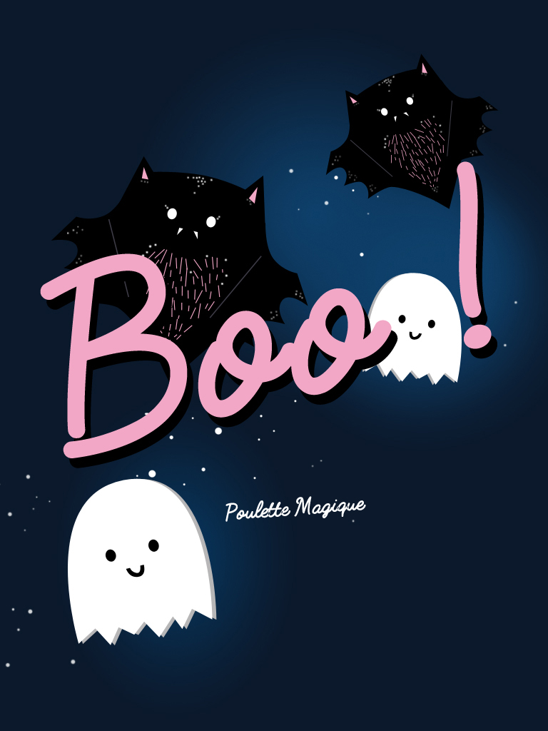 Iphone Wallpapers Boo Poulette Magique