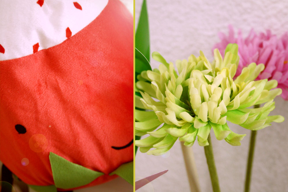 La chambre de la petite poulette 1 poulette magique for Fleurs artificielles chez ikea