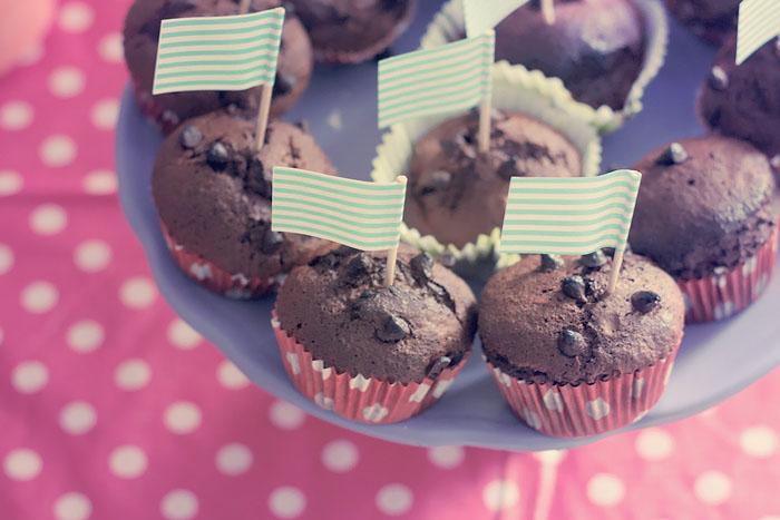 Muffins Au Chocolat Sans Beurre Poulette Magique