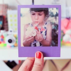 Alice et sa passion pour les fleurs sx70 impossibleproject polaroidmagique