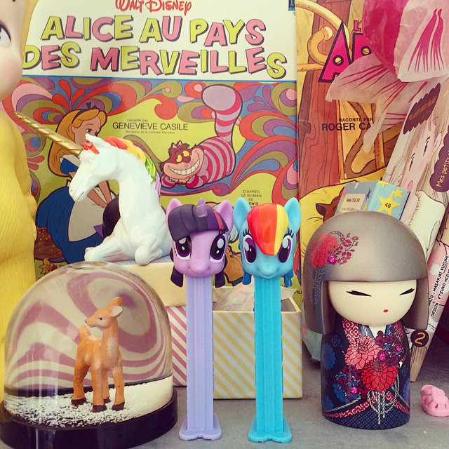 PEZ My Little Pony you make my day @claireseurope #mlp…