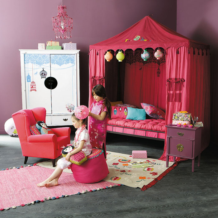 crush d co maisons du monde et sa nouvelle collection pour enfants et ados poulette magique. Black Bedroom Furniture Sets. Home Design Ideas