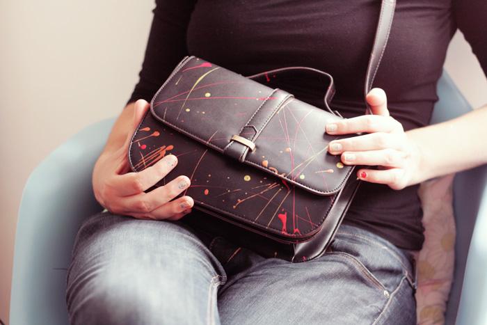 Fabulous The Carrie Diaries's Bag (DIY) – Poulette Magique VI26