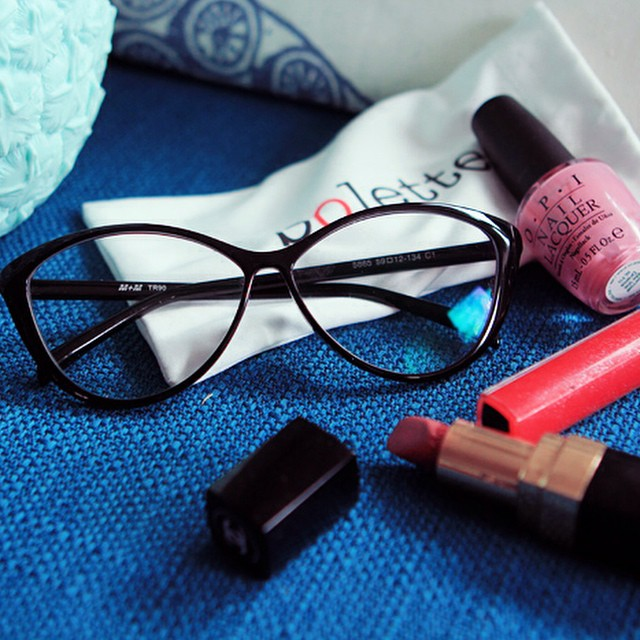 Sur le blog on parle lunette avec la découverte @lusinealunettes