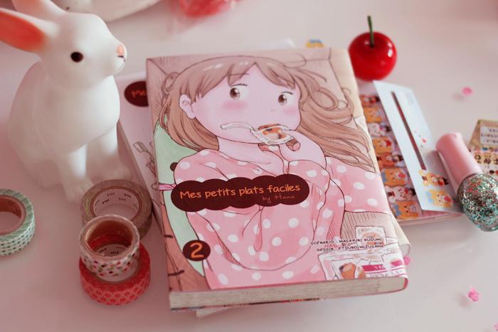 Lectures magique 4 mes petits plats faciles by hana for Petit plat facile a cuisiner