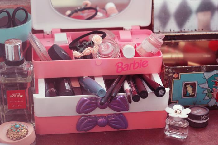 Barbie et Picsou dans ma salle de bain ♥ – Poulette Magique