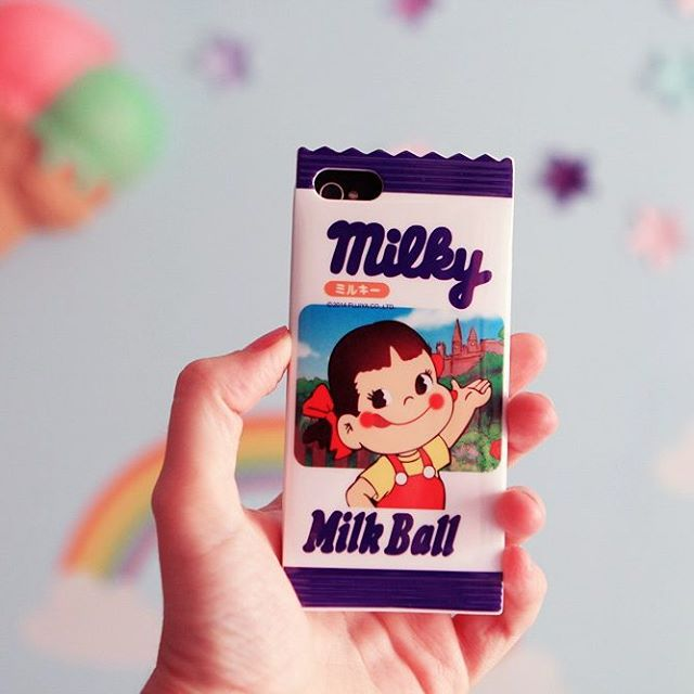 Milky kawaii mamatsu milky