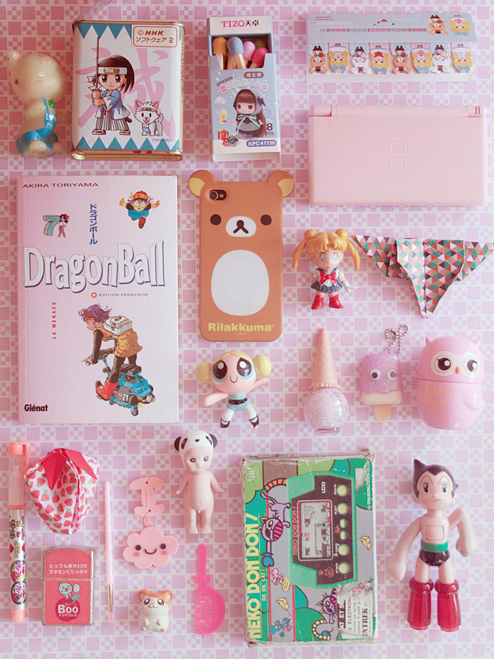 Deco chambre kawaii pr l vement d for Decoration cuisine kawaii