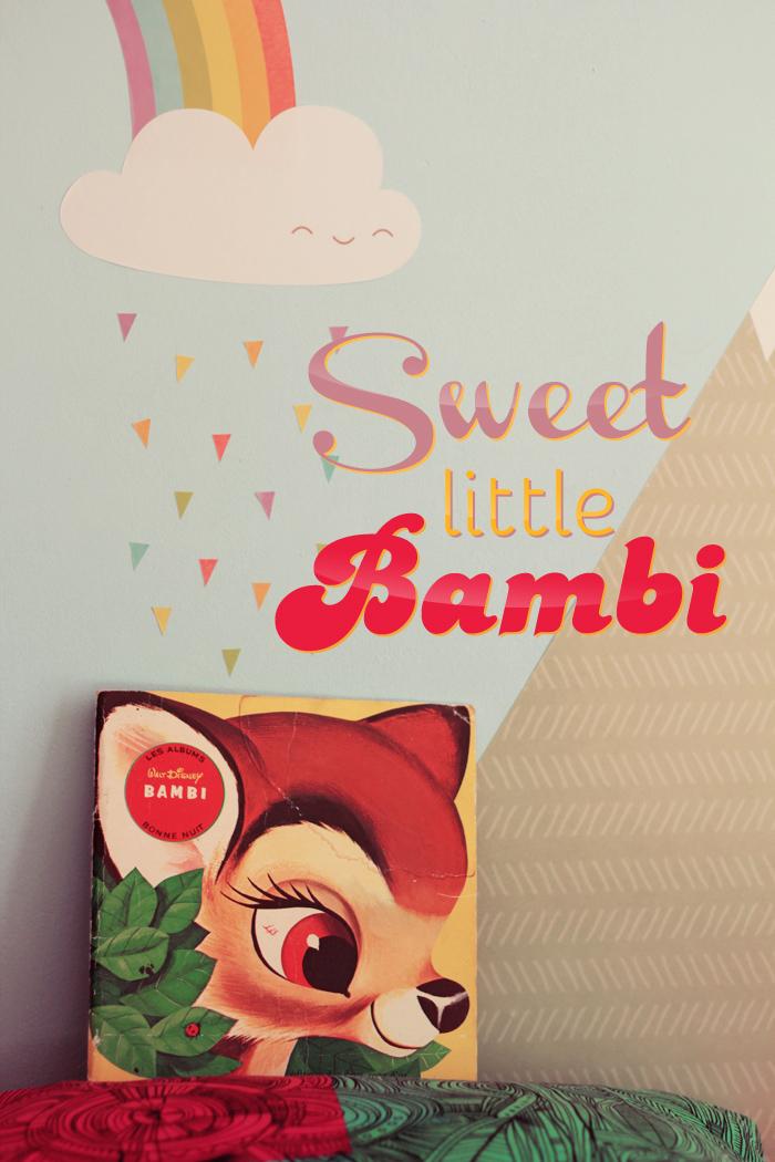 sweet bambi-free-font