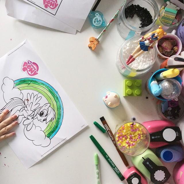 Alice 3 1/2 passion My Little Pony #mlp #mylittlepony #rainbowdash