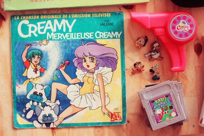creamy-vinyle