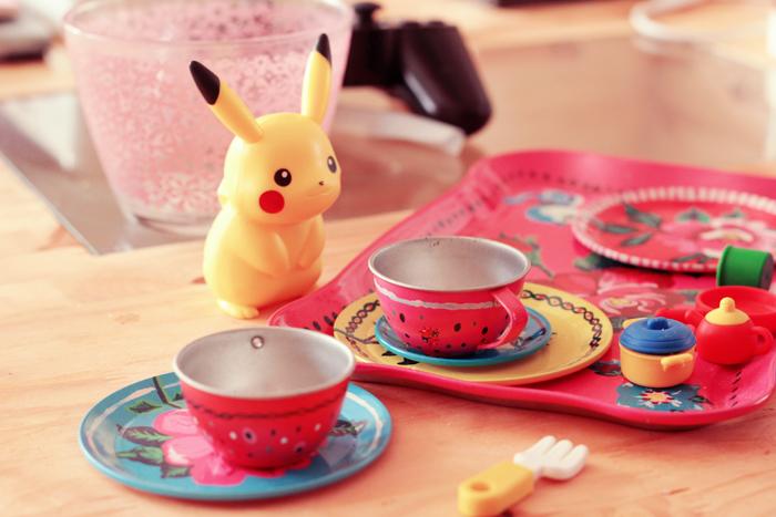pikachu-dinette