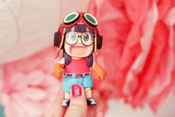 arale-figurine