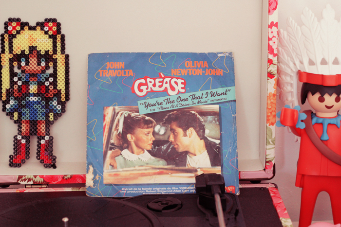 grease-vinyle