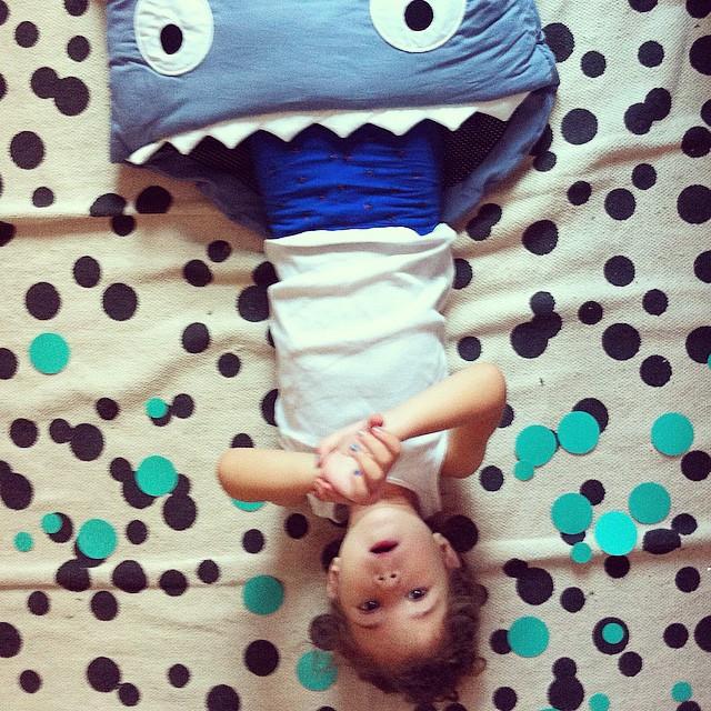 Attaque de requin géant !??? #babybites
