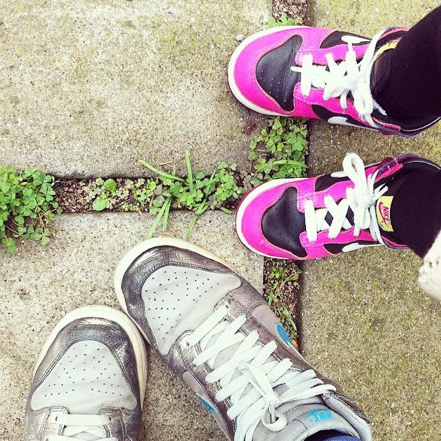 Nike Dunk : family story ? #nikedunk