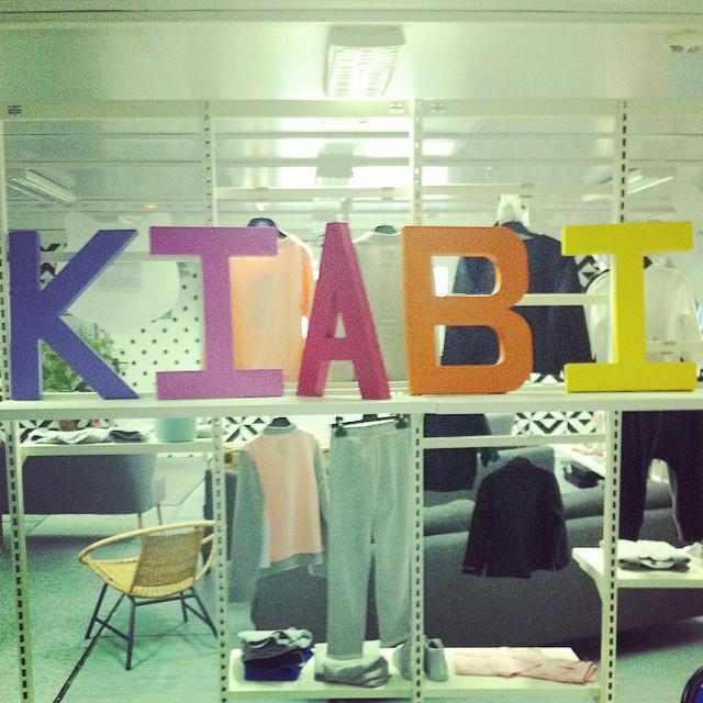 Aujourd'hui on découvre les locaux de Kiabi ? #eventkiabi #