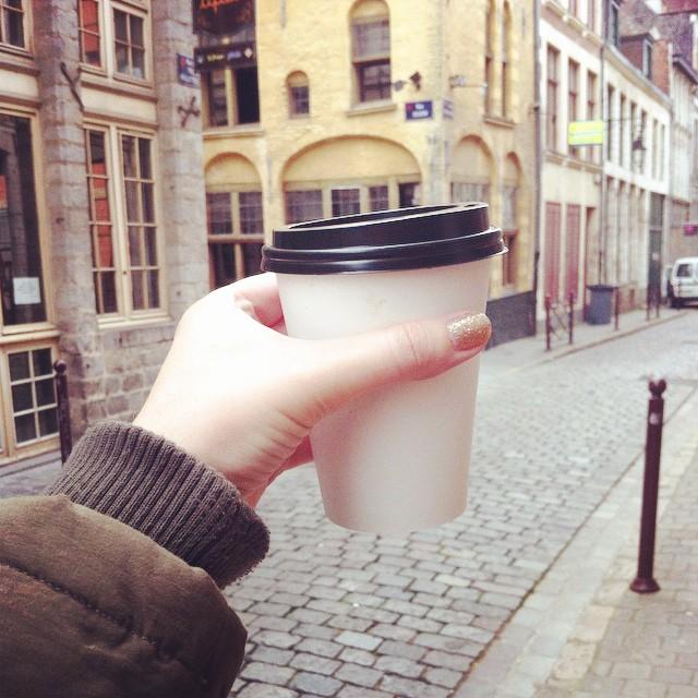 Pour commencer repérer les spots de cappuccinos qui tabassent ?☕️ #cafeine #lille