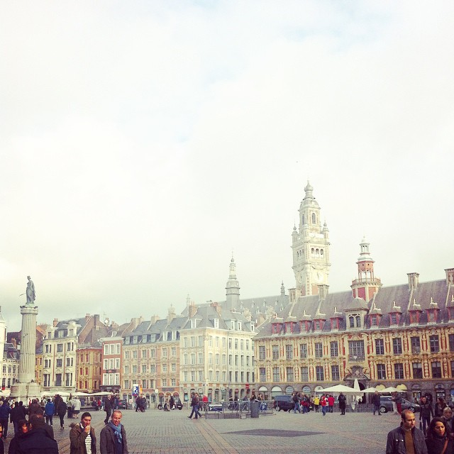 Lille le matin ? #lille