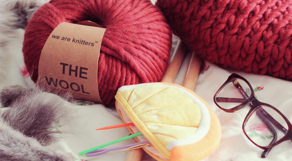 un snood tout chunky easy avec we are knitters poulette magique blog diy lifestyle. Black Bedroom Furniture Sets. Home Design Ideas
