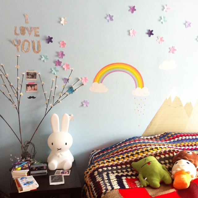 ? L'heure de la sieste Miffy ?? merci @lesenfantsterriblesneuilly ? #miffylamp #lasieste