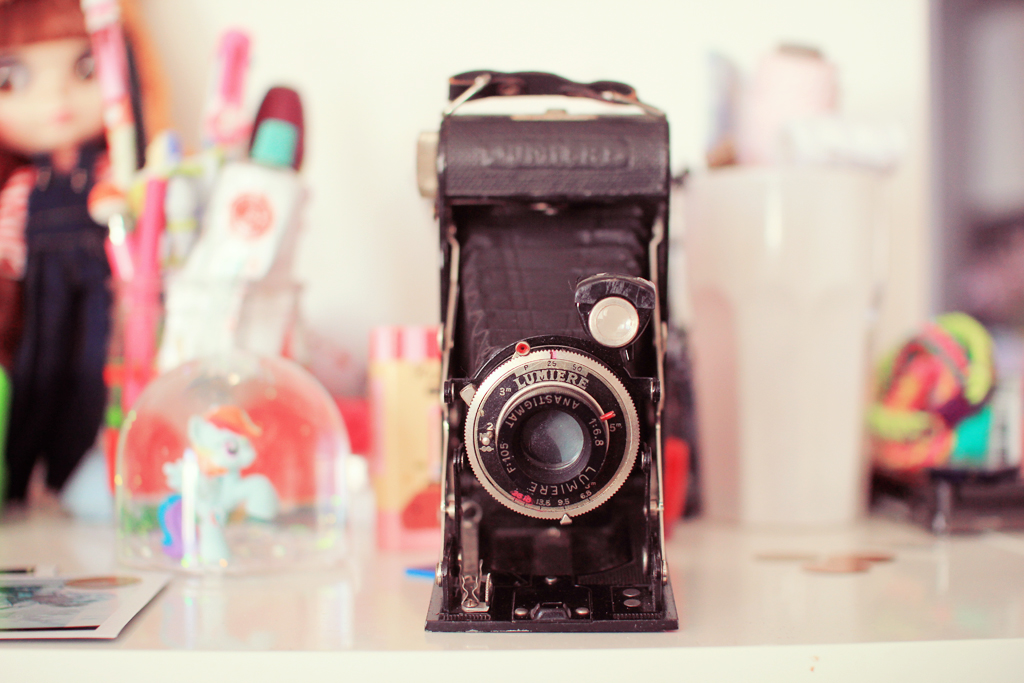 appareil-photo-lumière