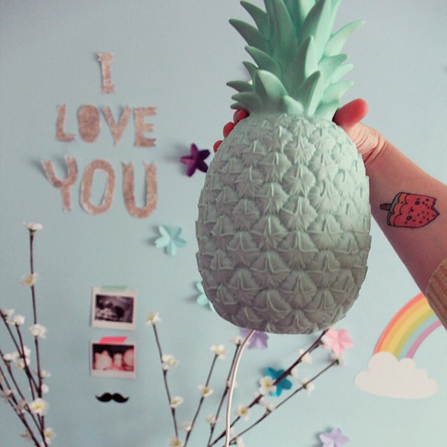 merci @leo_le_pirate #pineapplelamp