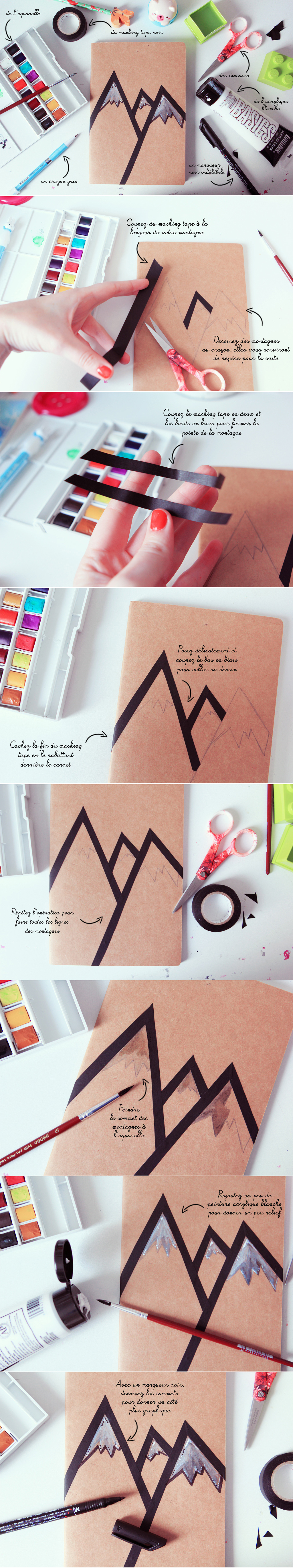 diy-carnet-mountain-paper-craft
