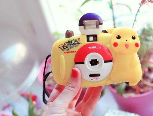 appareil photo pokemon