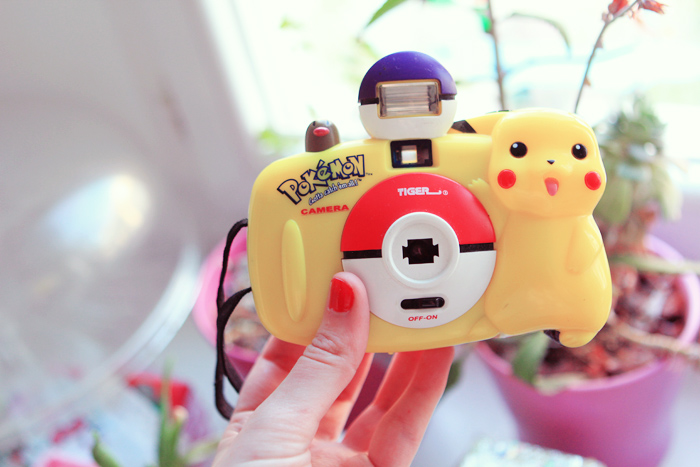 appareil photo pokemon