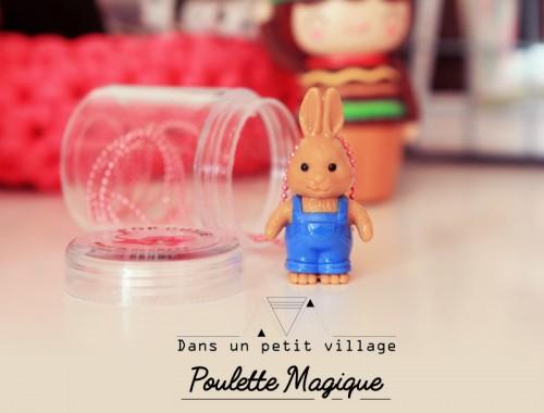pop cutie dans un petit village