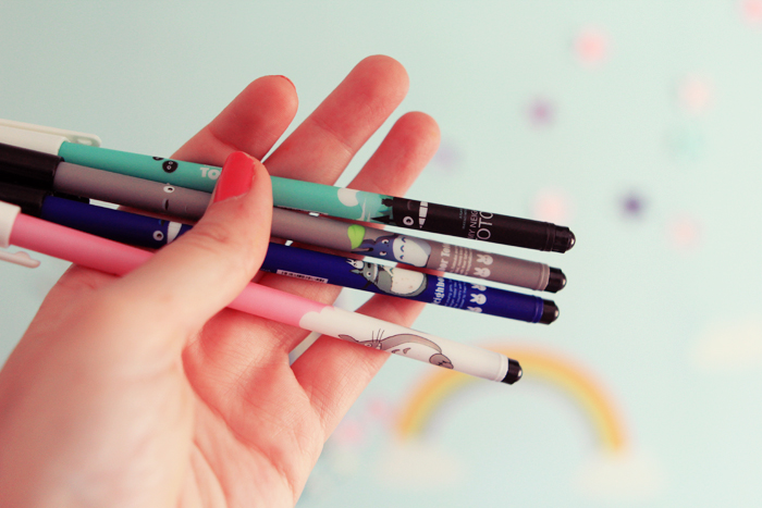 totoro stylo
