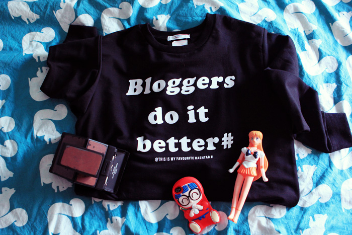 blogger pull