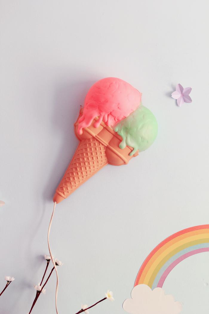 lampe ice cream vintage 5