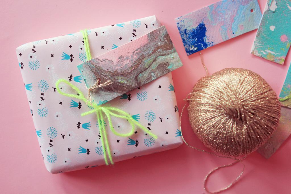 papier cadeau marbre 1