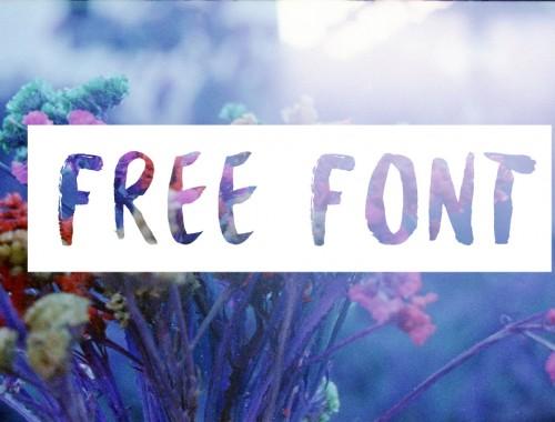 free font poulette magique