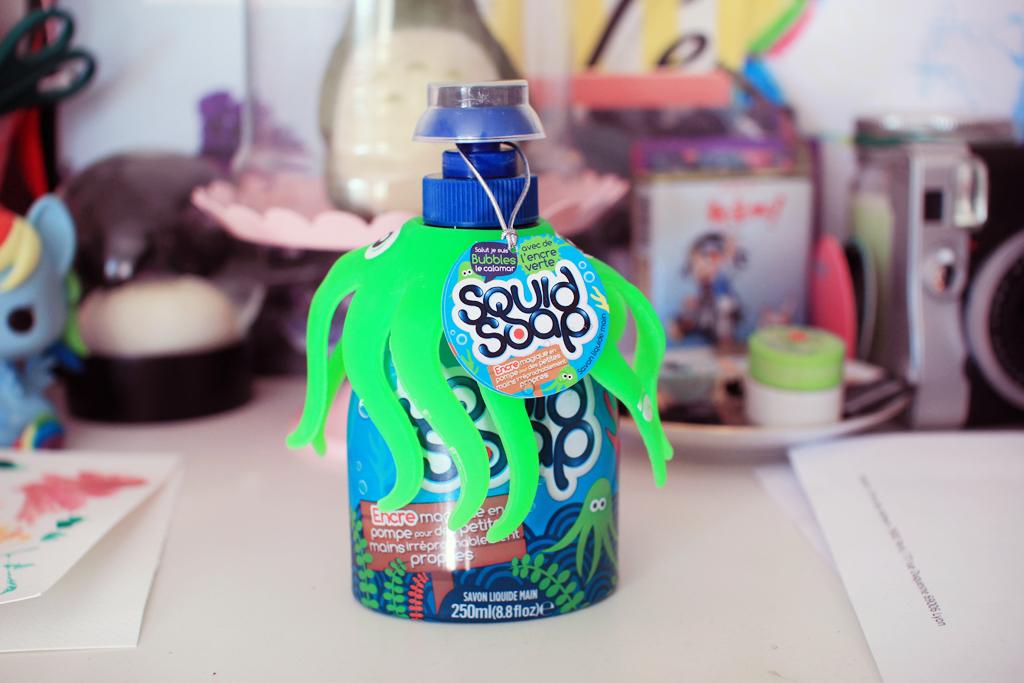 squi soap