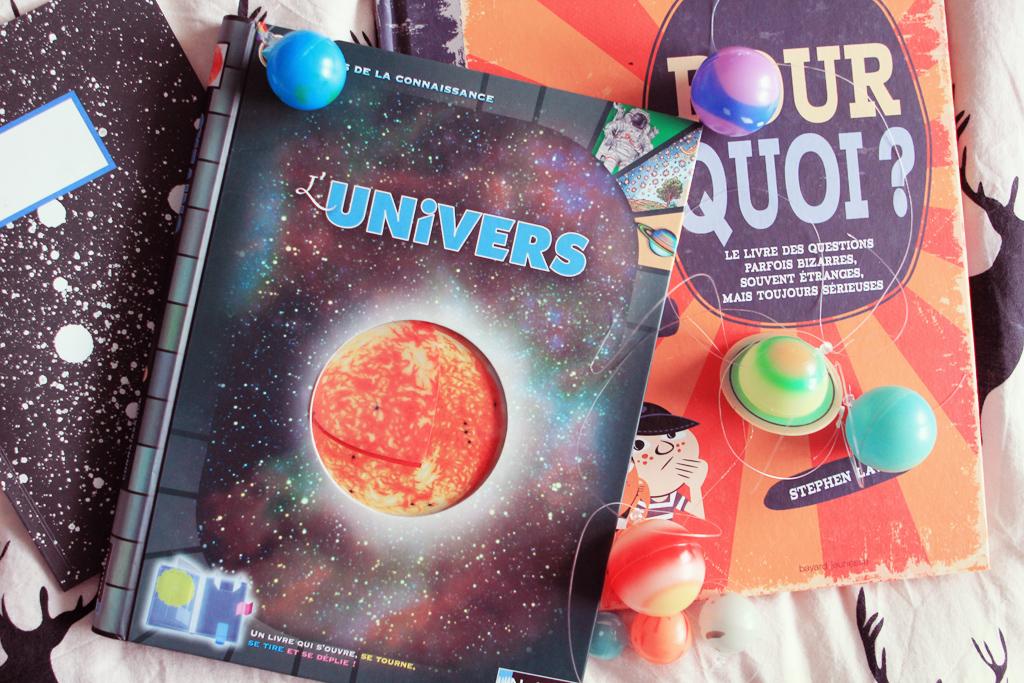 univers livres