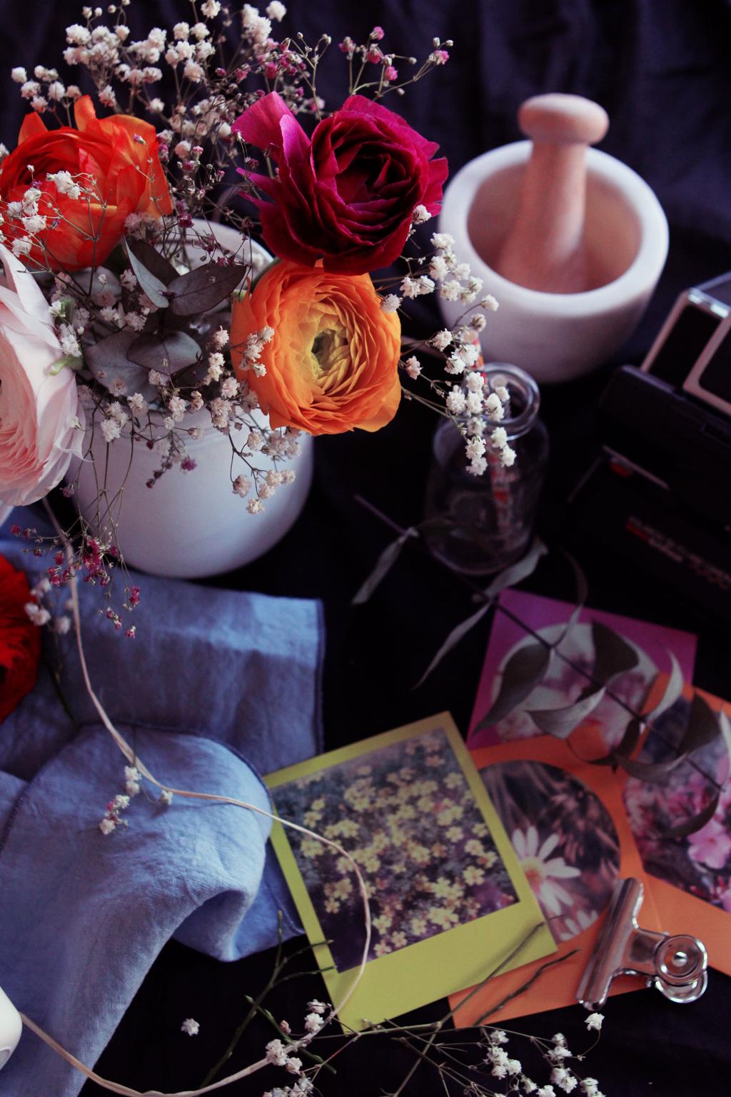 Diy floral le bouquet aux fleurs d hiver poulette magique - Westwing opiniones ...