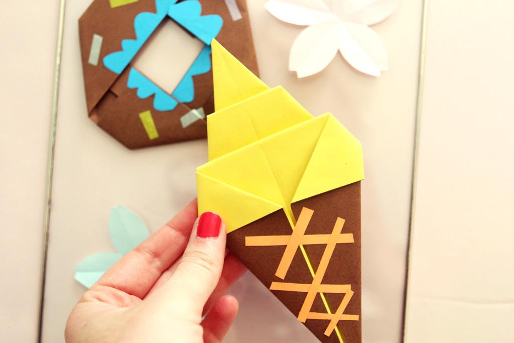 cadre indien origami 5