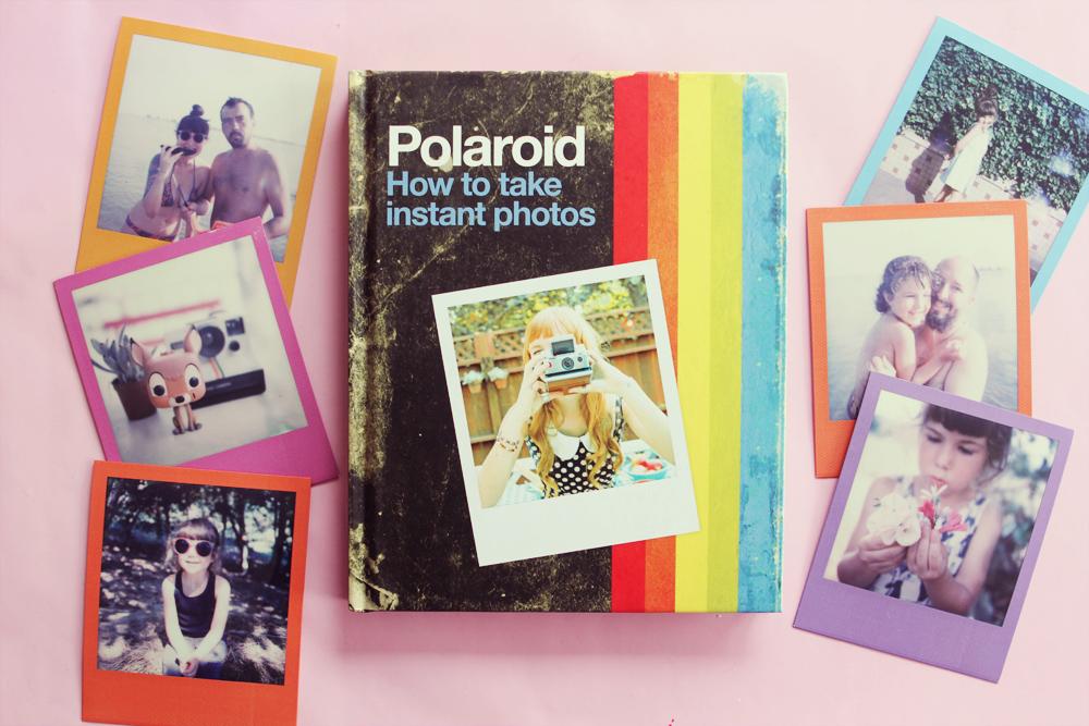 polaroid 4 livres pour débuter 13