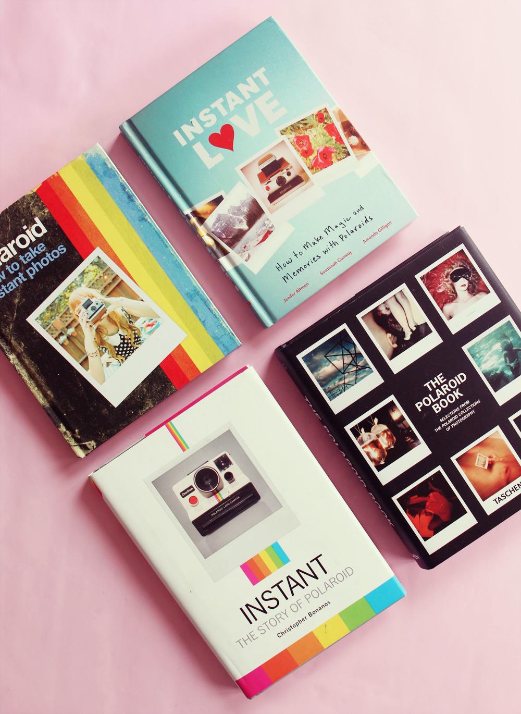 polaroid 4 livres pour débuter 17