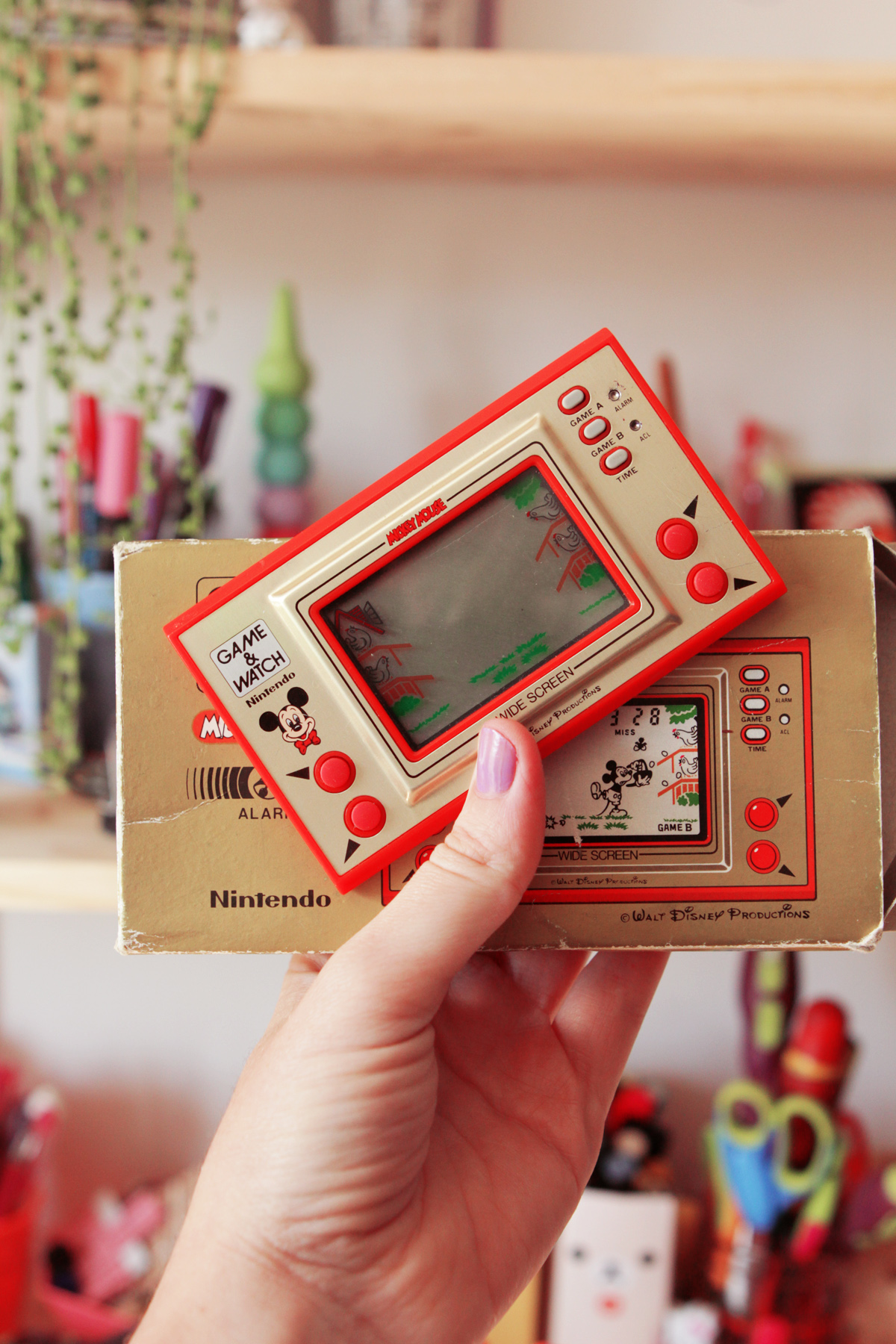 retro-gaming