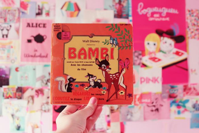 bambi-disney-33tours
