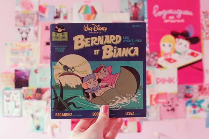 bernard-bianca-disney-33tours