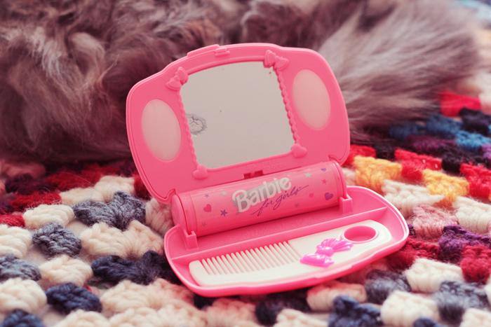 barbie-peigne-miroir