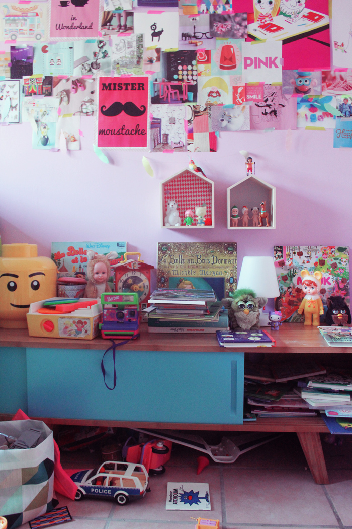 chambre-home-decor-kid-girly