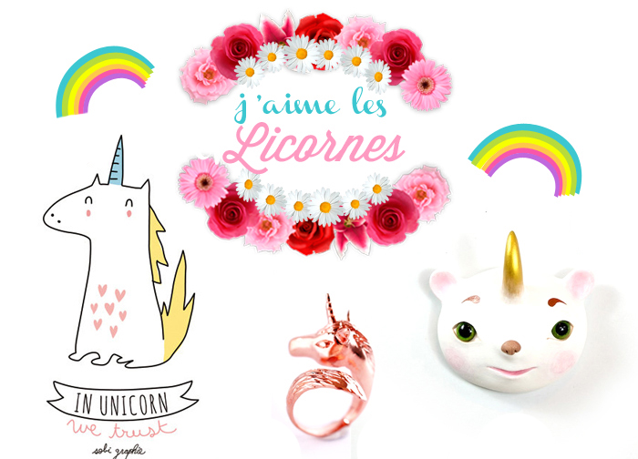 Jaiiiime Les Licornes  Poulette Magique