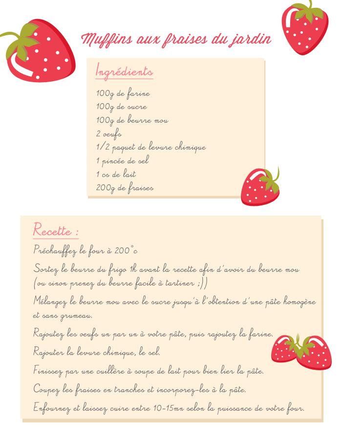 muufin-fraise-facile