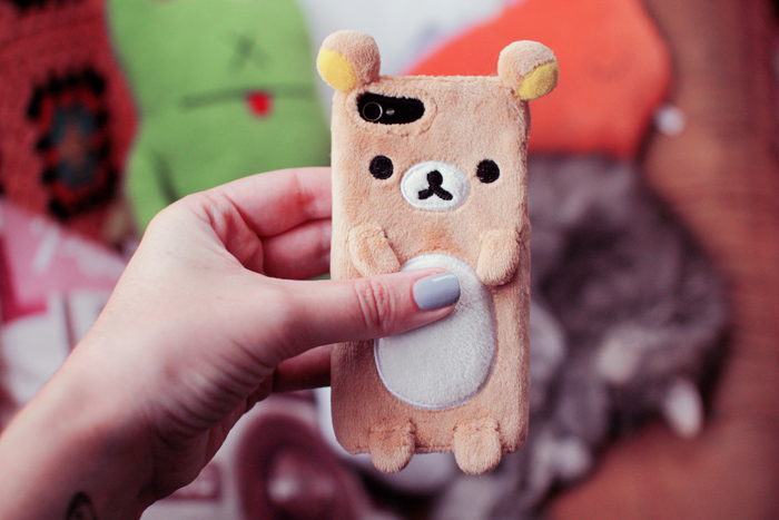 iphone-rilakkuma